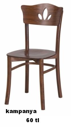 tonet ahşap sandalye