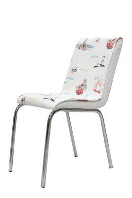 modern desenlerde pedli sandalye